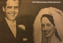 1967 William Kelsey & Mary Morrison