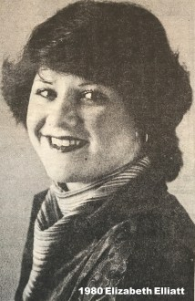 1980 Elizabeth Elliatt