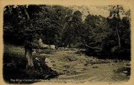 1920s Milheugh, River Calder