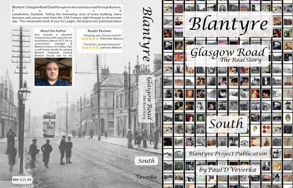 Blantyre Glasgow Road – South