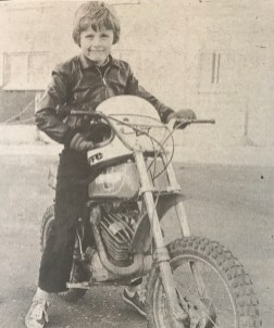 1980 James Mitchell age 6