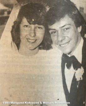 1980 Margaret Kirkwood & William Robertson