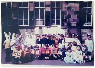 1972 Auchinraith Primary School