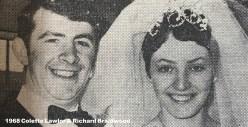 1968 Colette Lawlor & Richard Braidwood