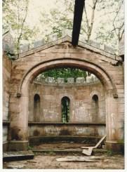 1980s Cochrane Chapel Ruins