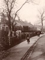 1914 Top Auchinraith Road by GC