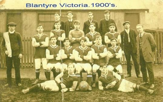 1900s Blantyre Vics