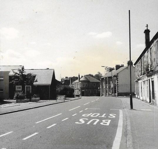 1981 Main Street looking west