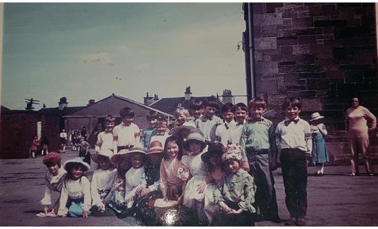 1972 Auchinraith Primary