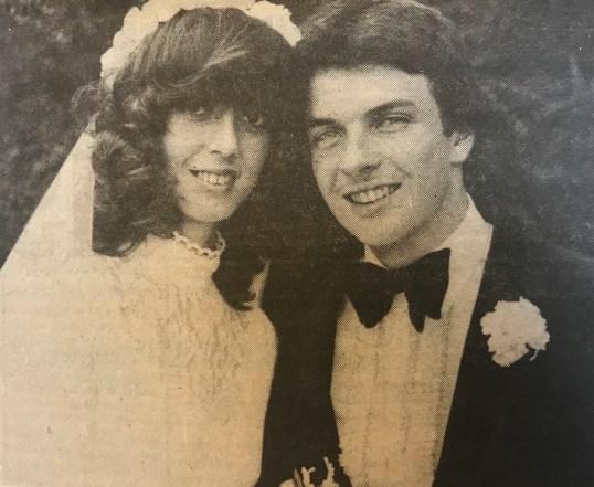 1980 Andreena Geddes & Cameron Black