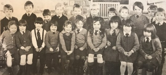 1980 St Josephs Primary 1a