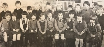 1980 St Josephs Primary 1