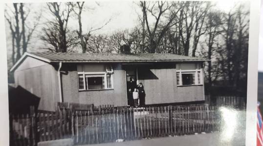 1950s 8 Clyde St Station Rd