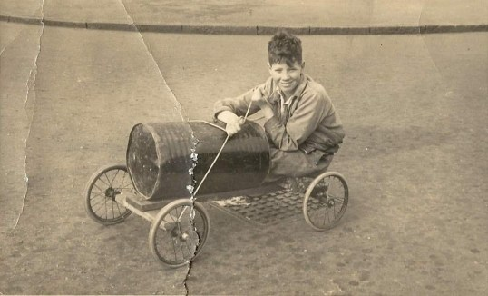 1950s The Cairns Buggy
