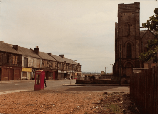 1980 Glasgow Road Stonefield Church