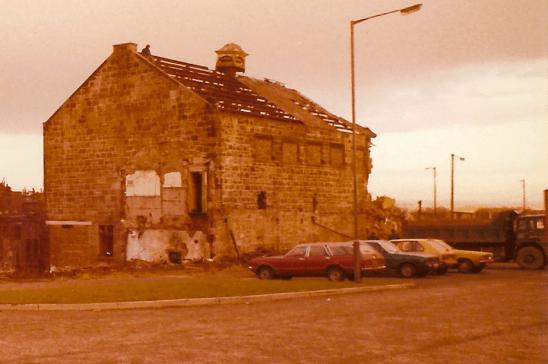 1981 Co-op Demolition
