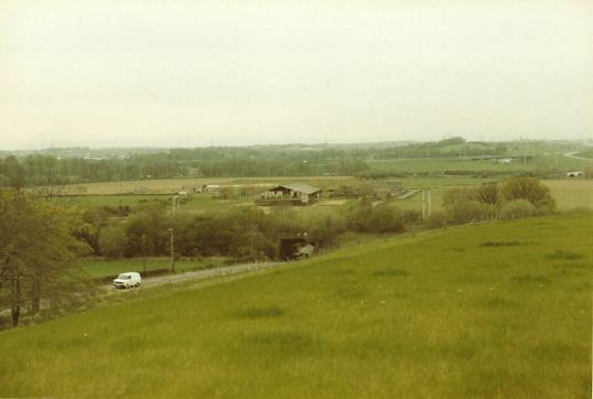 1980s Haughhead from Blantyreferme