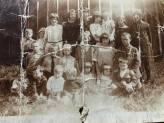 1922 Children at Clark Street