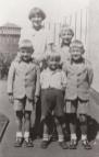 1938 Silvinski family (acrobats) 27 Park Cres
