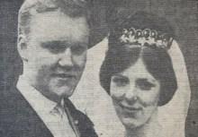 1968 Margaret Watson & John Byres
