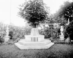 1910 Auchentibber Garden seating