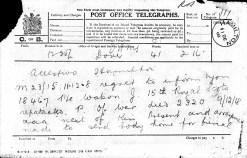 Post office telegram 2