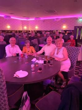 2020 Jan 22 - 60th Anniversary Social Club