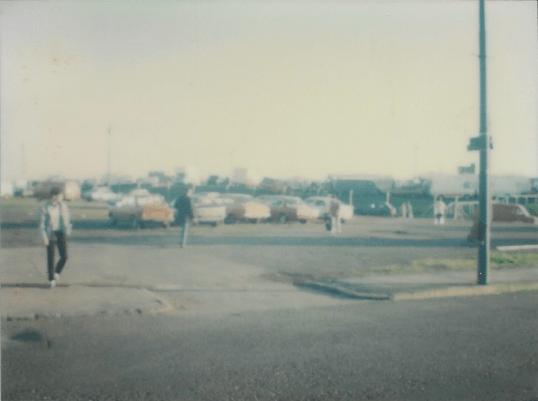 1983 15th nov Unauthorised market Auchin Rd