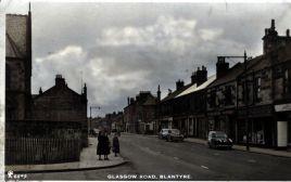 1960s Glasgow Road
