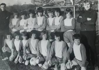 1976 Blantyre & Whitehill Accies (KM)