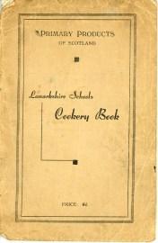 Lanarkshire schools cookery book001