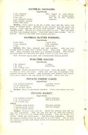 Lanarkshire schools cookery book006