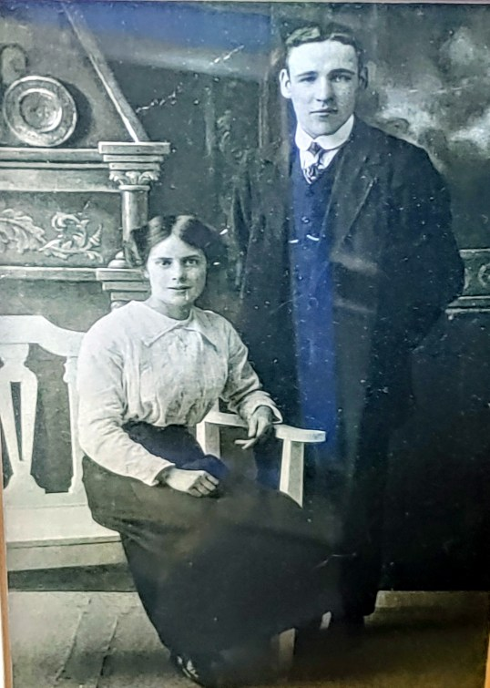 1917 Thomas Boyd & Elizabeth Cruickshanks