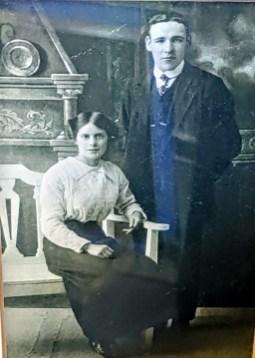 1917 Thomas Boyd & wife Elizabeth Cruickshank