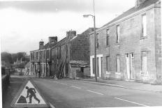 1975 Demolition of Hunthill Rd Tenements