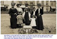 1908 Jane Mann on Holiday