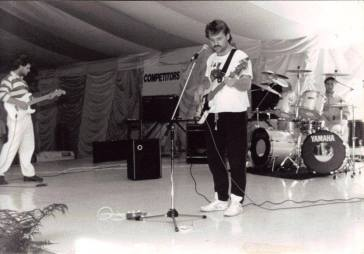 Ohm Suite Ohm Band at David Livingstone Centre