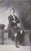 1915 Master J.W Moore of Greenhall