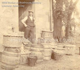 1908 Boathouse worker