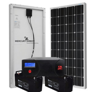 Mercury-2.4kva-Inverter-Bacheloru2019s-Solar-System-2x-100ah-Batteries-2x-260-Watt-Poly-Solar-Panels-1