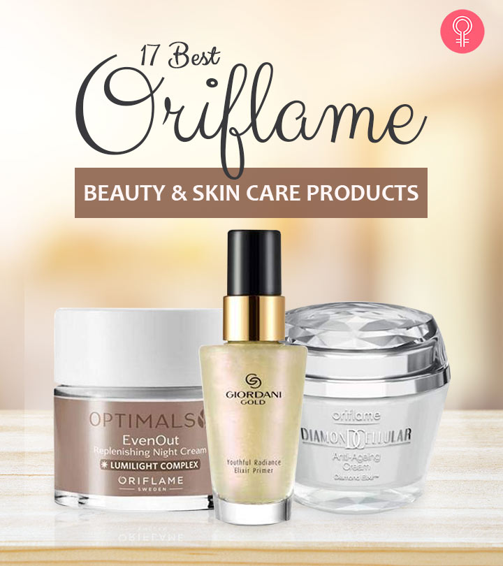 Oriflame-Beauty-And-Skin-Care-Products