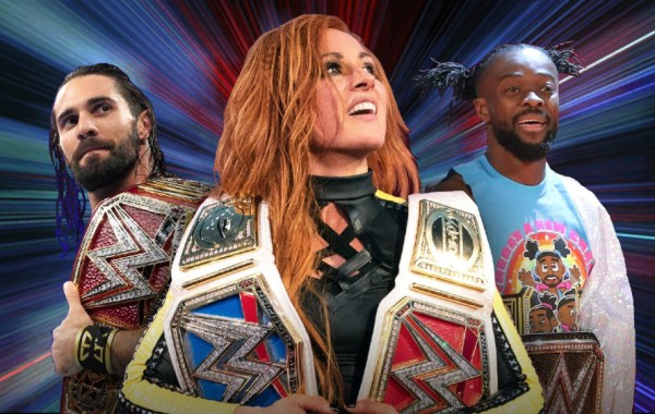 WWE Superstar Shake-up