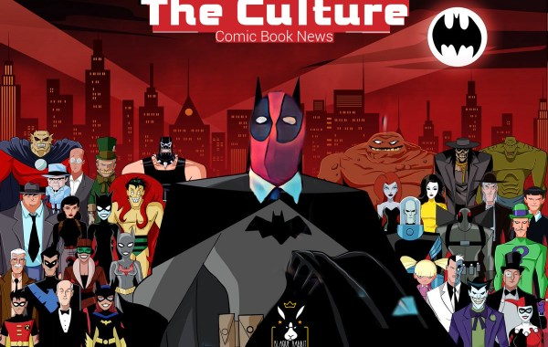 Culture Comic Book News