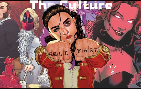 The Culture Comic Book News