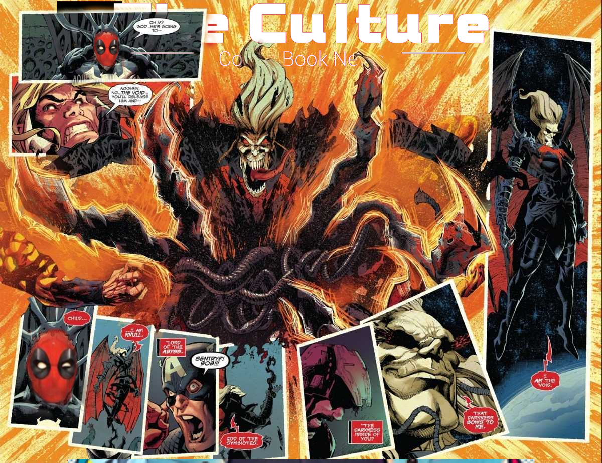 The Culture Issue No. 31: The Black King Cometh