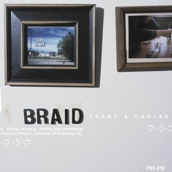 "BRAID :: Frames & Canvas 12"""