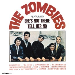 """THE ZOMBIES :: The Zombies 12"""""""