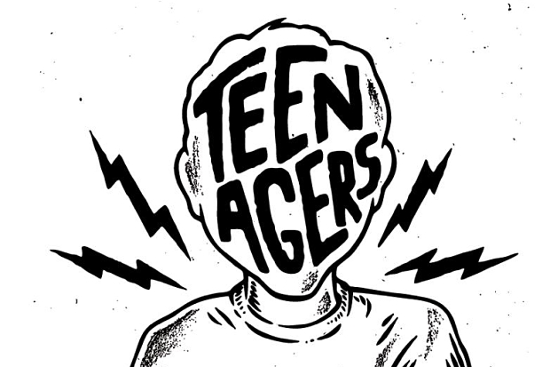 Teen Agers - Well Dressed