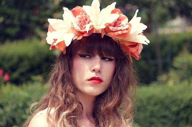 Lana Del Rey Flower Crowns
