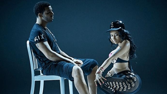 Drake and Nicki Minaj's Anaconda Video